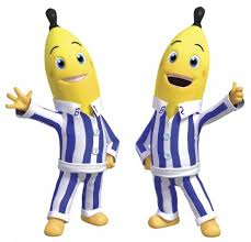CGI has taken over Banana's in Pyjamas